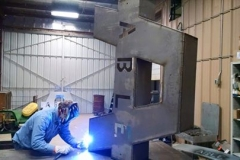 Welding Able Sign