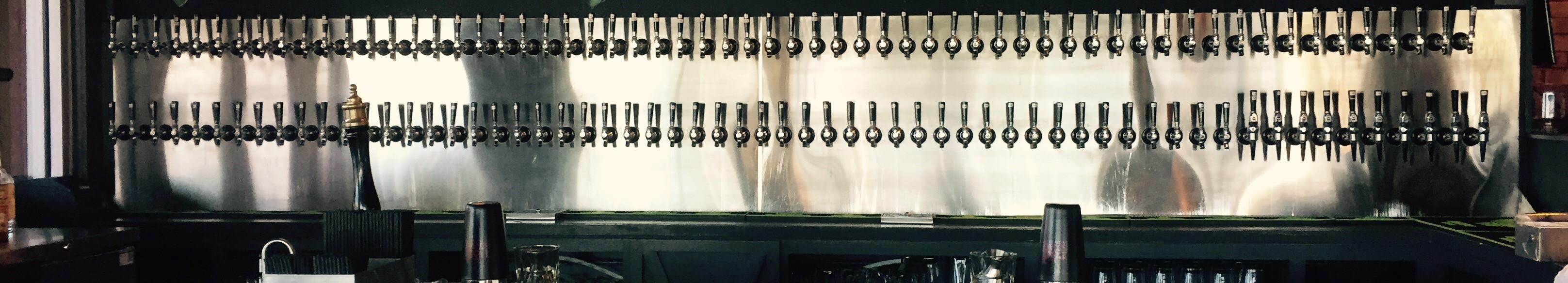DD bar tap