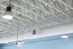 Anytime Fitness Exposed Duct 3