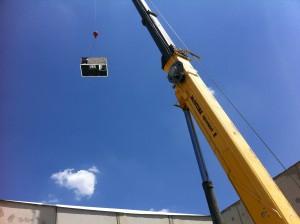 Crane At Home