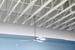 Anytime Fitness Exposed Duct 2