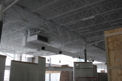 Commercial White Duct 4